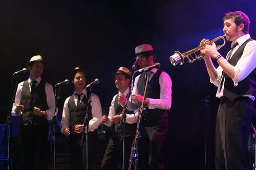 Kormacs Big Band