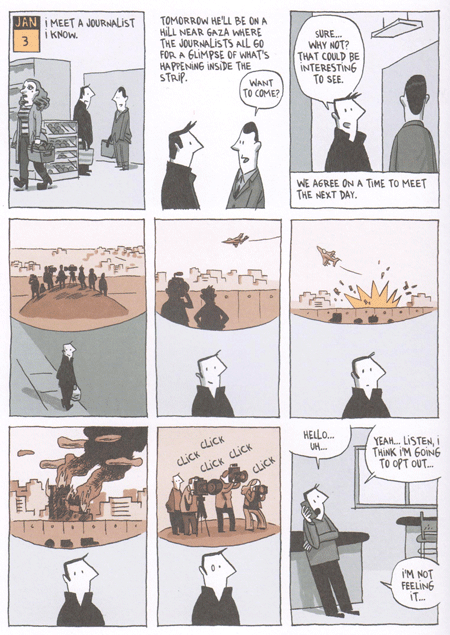 Jerusalem Chronicles from the Holy City by Guy DELISLE
