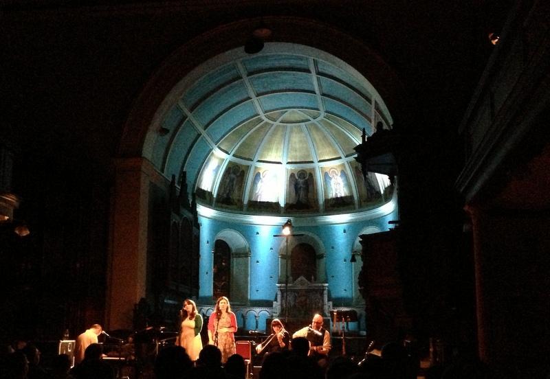 The Unthanks - Peppercanister Church Dublin
