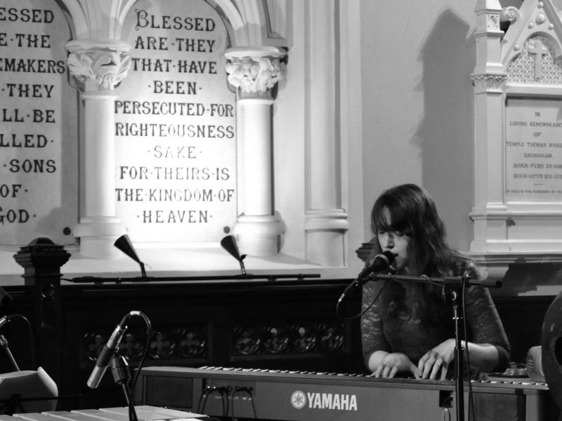 Blessed Are...Rachel Zeffira