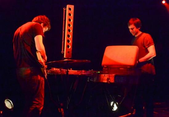 Forrests (3) - Meteor Camden Ccrawl Dublin