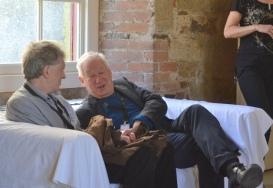 Michael Craig Martin and Aidan Dunne - Borris House