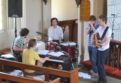 Sunday Assembly Band