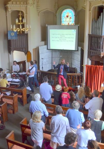 Sunday Assembly Sing Along