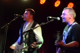 The Arcadeans - Workman's Club Dublin - YouBloom