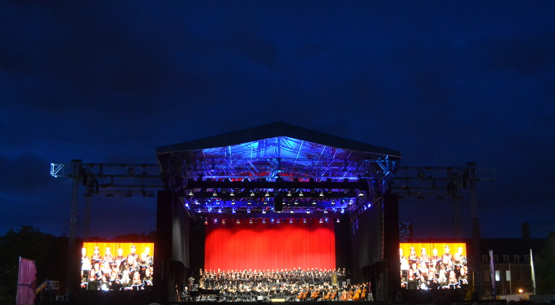 Ennio Morricone on Stage - Dublin