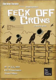 Feck off Crows