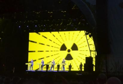 Stage - Kraftwerk Dublin