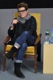 Meg Rosoff - Author How I live Now - Lighthouse Cinema
