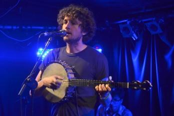 Sam Amidon on Banjo - Whelans Oct 2013