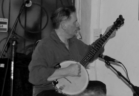 Glenn Jones - Banjo - Molly & Nugent
