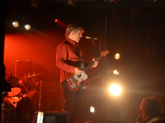 Lee Ranaldo and the Dust at End of and Era