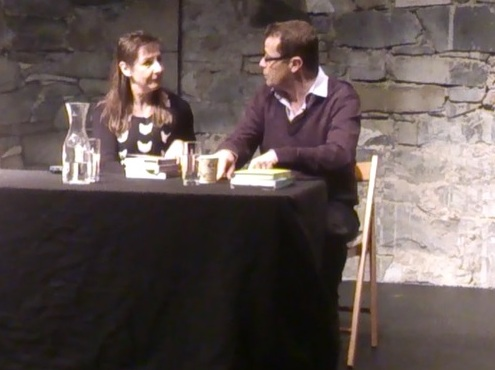 Dublin Book Festival – Pauline McLynn, Paul Howard and Pat