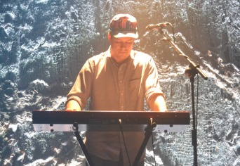 Volcano Choir - Keyboard