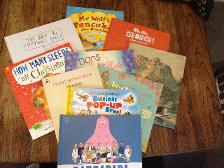 Books for Under 5's