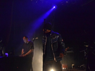 Del the Funky Homosapien and Dan the Automator - Dublin - Button Factory