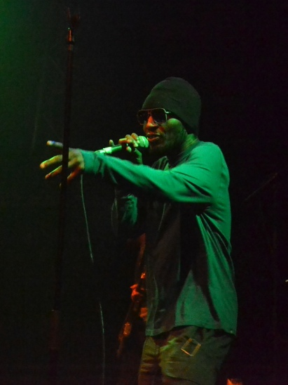 Del the Funky Homosapien - Button Factory - Deltron 3030