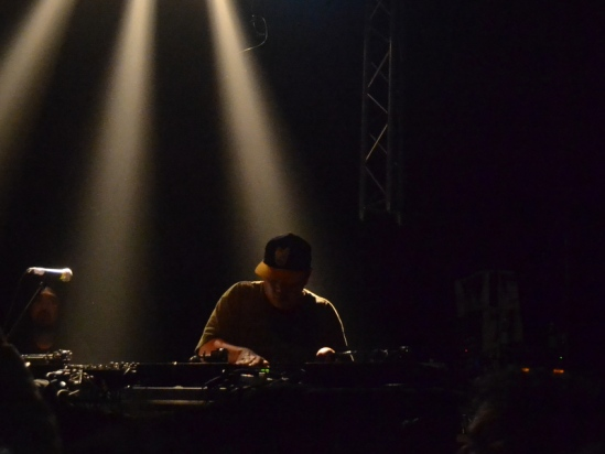 Kid Koala at the Button Factory - December 2013