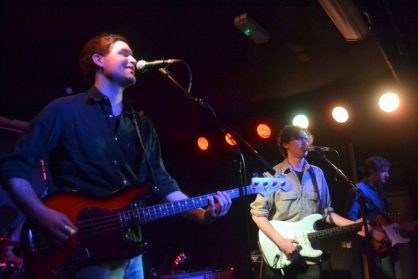 Cass McCombs band at Workman's Club 2014