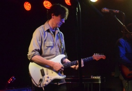 Cass McCombs on Guitar, Dublin 2014