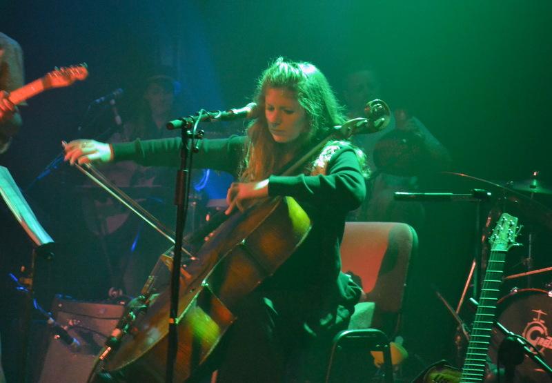 Vyvienne Long - D.F.F. Dublin