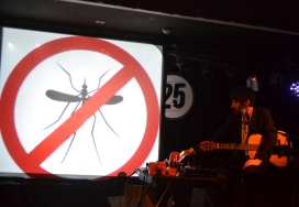 Gruff Rhys - Dublin Writers Festival - No Malaria
