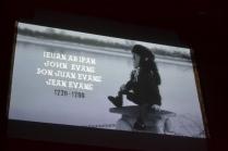 John Evans - Dublin Writers Festival