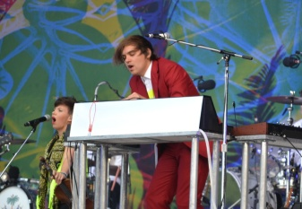 Arcade Fire, Dublin