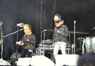 Arcade Fire enter stage Dublin, Marlay Park
