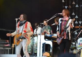 Arcade Fire Marlay Park Dublin