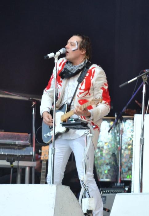 Arcade Fire, Win Butler, Marlay Park