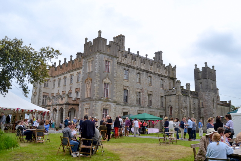 Borris house, Borris Festival of Writing and Ideas
