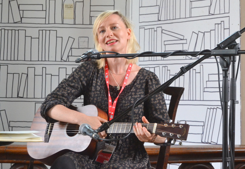 Cathy Davey - Festival of Writing and Ideas