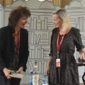 Cathy Davey & Ruth Padel – Borris House (2)