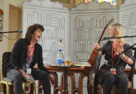 Cathy Davey & Ruth Padel - Borris House - Copy