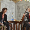 Cathy Davey & Ruth Padel – Borris House