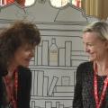Cathy Davey & Ruth Padel – Festival of Writing and Ideas, Borris
