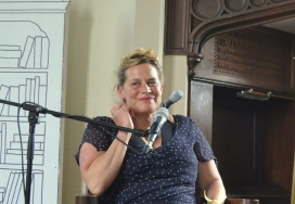 Deborah Levy at Borris Festival