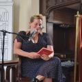 Deborah Levy at the Borris Festival