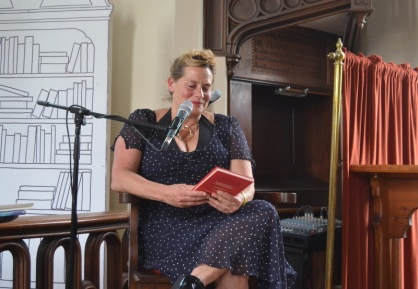 Deborah Levy at the Borris Festival