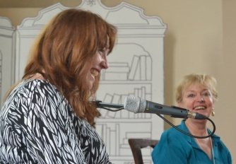 Eimear McBride at Borris