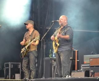 Frank Black and Joey Santiago - Pixies - Marlay Park