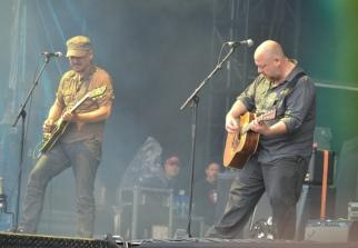 Frank Black and Joey Santiago - Pixies