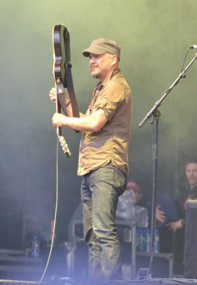 Joey Santiago - Pixies, Guitar Solo - Marlay Park 2014