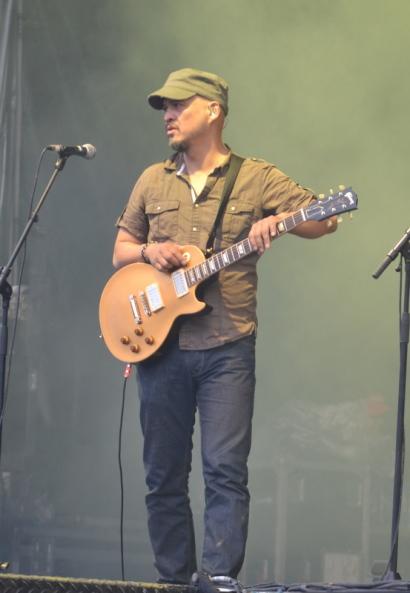 Joey Santiago - Pixies - Marlay Park