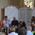 Lisa Dwan, Giles Duley, John Butler, Cathy Davey and Lisa Hannigan – Borris House.