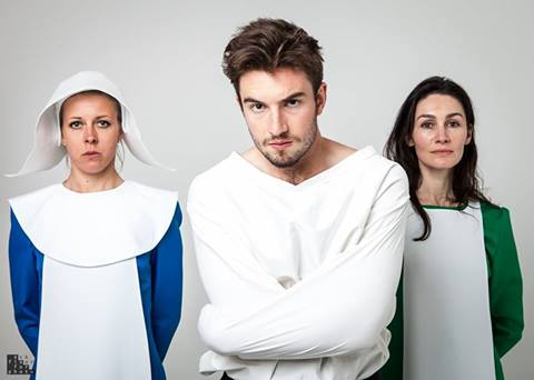 Madman and the Nun Smock Alley
