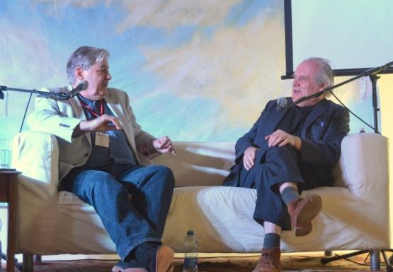 Patrick McGrath and Pat McCabe - Borris