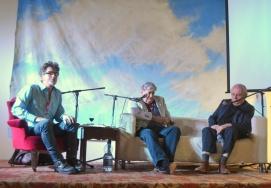Patrick McGrath and Pat McCabe interviewed by Peter Murphy - Borris Festival