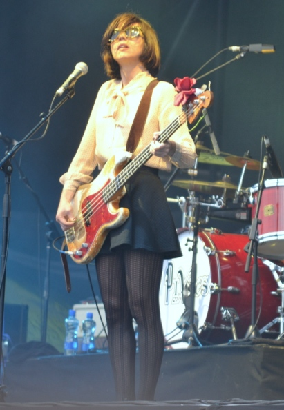 Paz Lenchantin - Kim Deal Replacement - Pixies